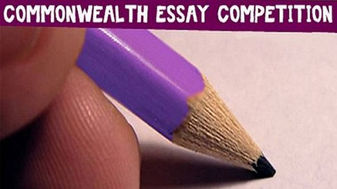 2013 Commonwealth Essay Competition.