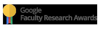 Google faculty research award