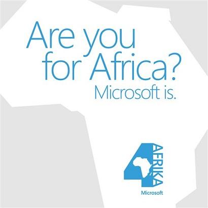 Microsoft 4Afrika Scholarship