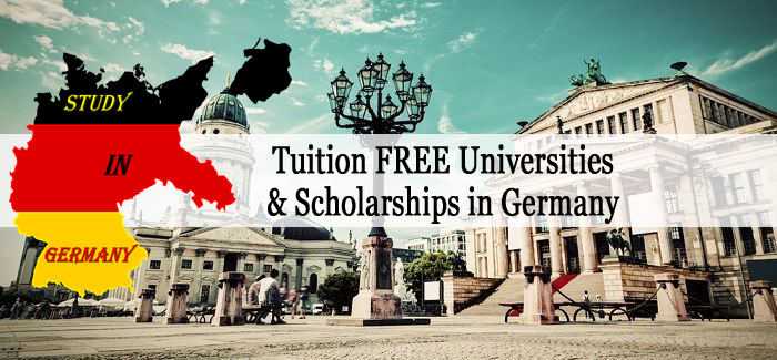 Requirements to study in germany for international students