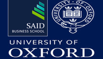 MBA African Leaders Scholarship 2022/2023 at Saïd Business School, Oxford University