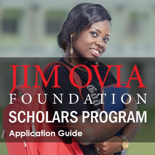 Jim Ovia Foundation