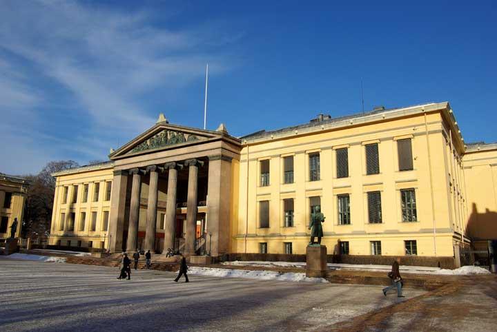 University of Oslo Norway