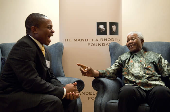 Mandela Rhodes Scholarships for African citizens at South African Universities