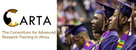 CARTA Post-Doctoral Fellowships for African PhD Graduates 2017