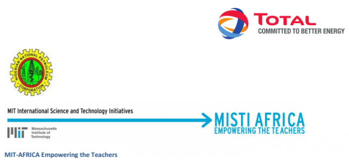 MIT-Africa Empowering the Teachers Fellowship 2019/2020 for
