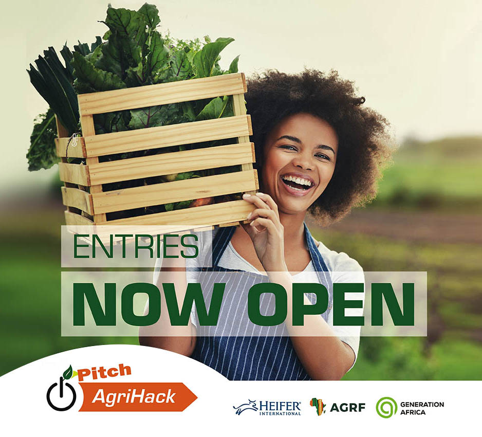 Pitch AgriHack Africa 2021 for Innovative Agric Entrepreneurs in Africa