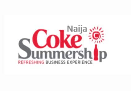 Apply for NBC Naija Coke Summership Programme 2018