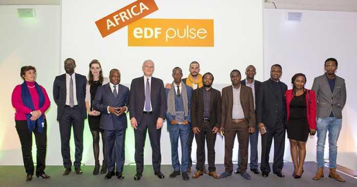 Electricite De France (EDF) Pulse Africa Awards 2021 for African Energy Start-ups