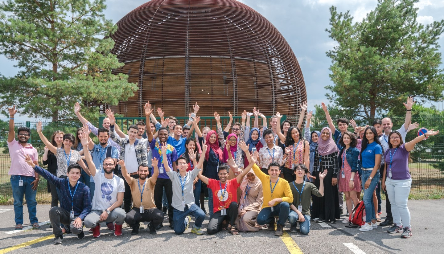Ucsc Summer Session 2020.Cern Summer Student Programme Member And Non Member States