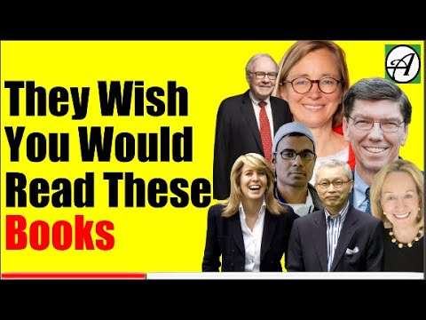 Books Business Leaders Think You Should Read Over and Over Again
