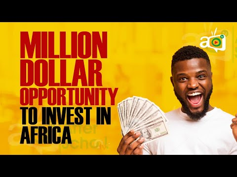 Lucrative Business Opportunities to Invest in Africa