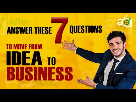 How to Move from Idea to Start Your First Business