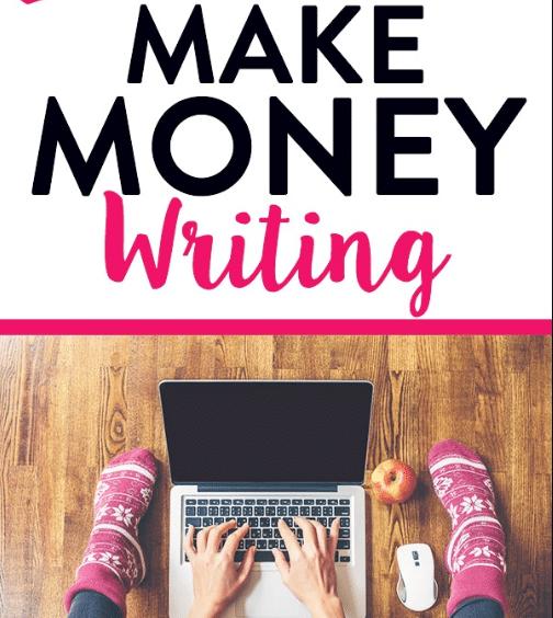 Make Money Remotely as a Writer