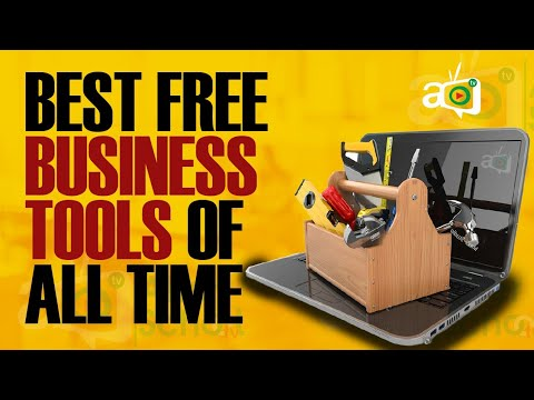 Best Free Business Tools Of All Time