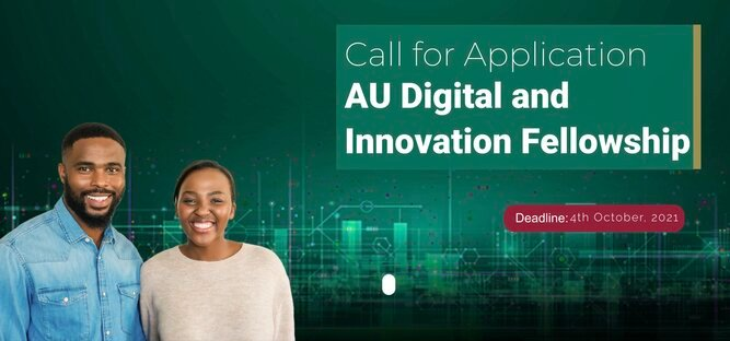 African Union Digital and Innovation Fellowship 2022 for Young Africans