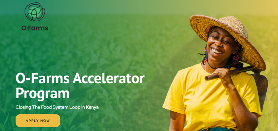 IKEA Foundation O-Farms Accelerator Program 2021 for Kenyan Agribusinesses